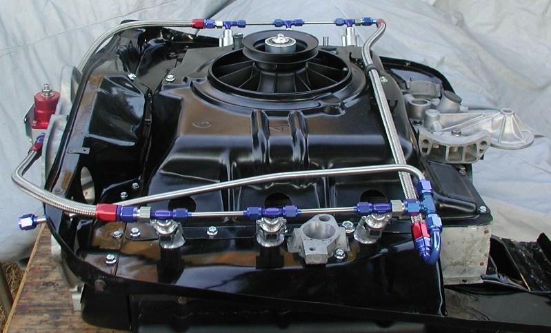 Hanson UV Engine